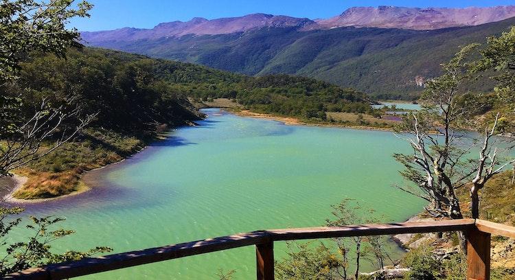 Parque Tierra del Fuego e Trem do Fim do Mundo