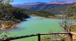 Parque Tierra del Fuego y Tren Fin del Mundo