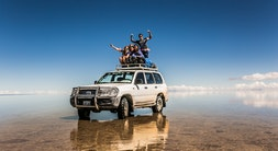 Private Uyuni Salt Flat (3 days)