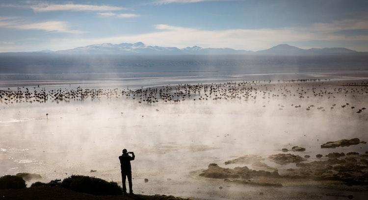Amanhecer em Altiplano